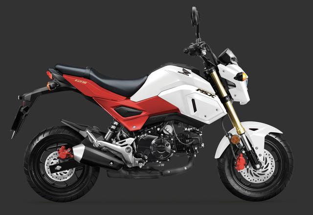 Honda MSX 125cc thay màu mới tại Việt Nam, giữ giá 50 triệu đồng - Ảnh 3