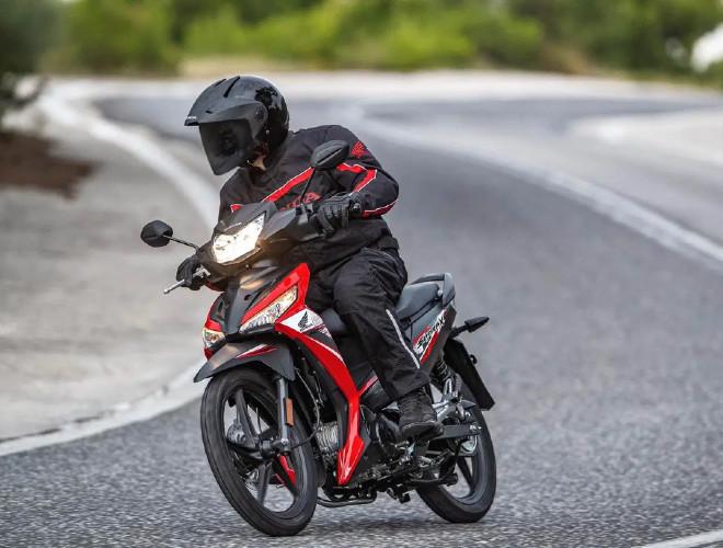 Honda Supra-X 125 2020 - 4