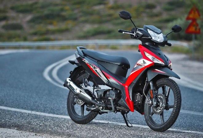 Honda Supra-X 125 2020 - 6