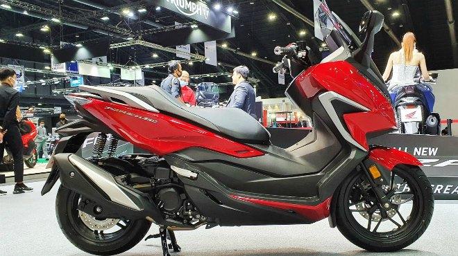 Honda hé lộ video giới thiệu mẫu maxi-scooter mới thuộc gia đình Forza - 4