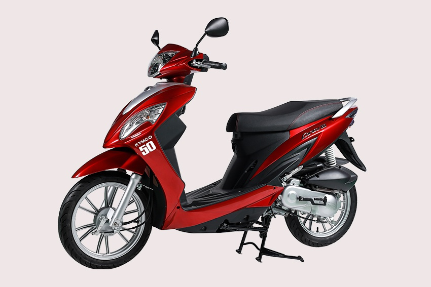 5 xe máy dưới 50cc dành cho học sinh phổ thông - 1