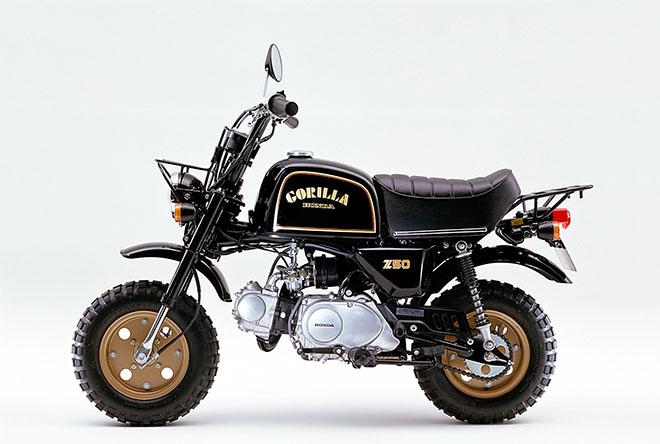 Honda GORILLA 125 và DAX 125 - 2