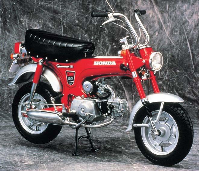 Honda GORILLA 125 và DAX 125 - 4