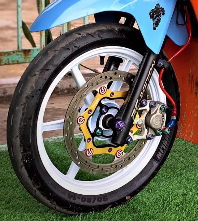 ngắm Honda Vario độ phối màu cực đẹp - ảnh 3