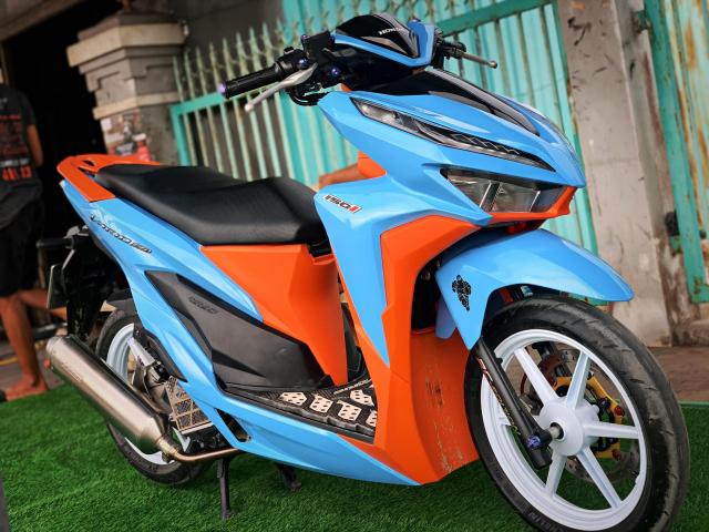 ngắm Honda Vario độ phối màu cực đẹp - ảnh 1