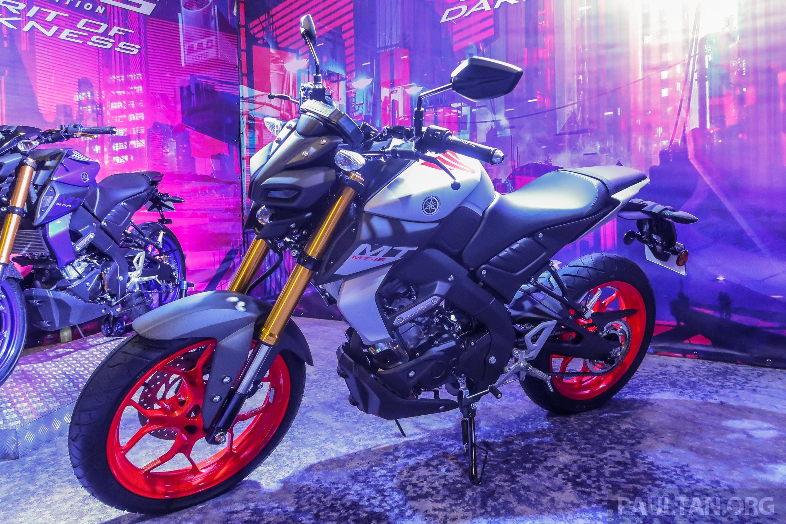 Yamaha MT-15 2021 ra mat anh 1