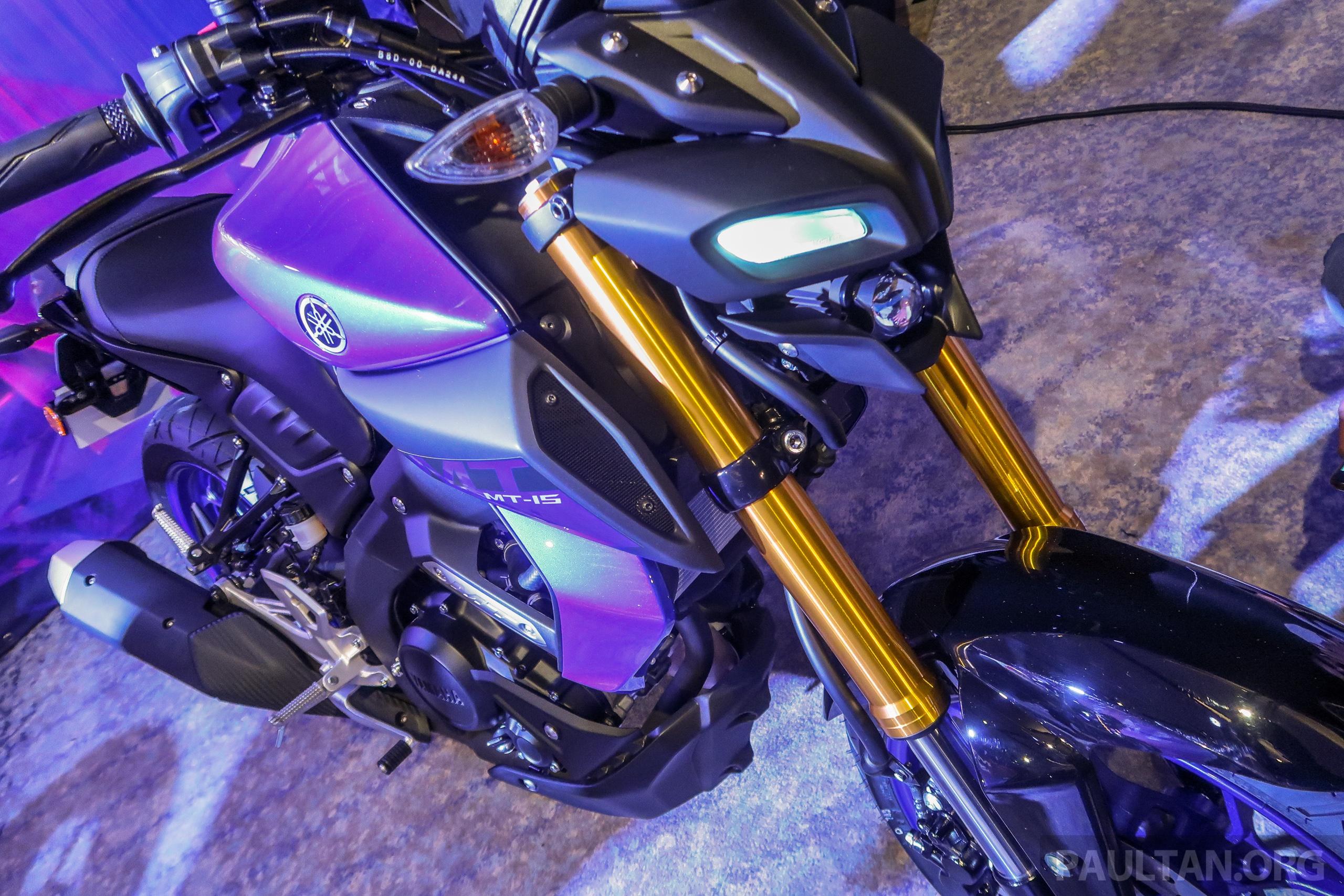 Yamaha MT-15 2021 ra mat anh 2