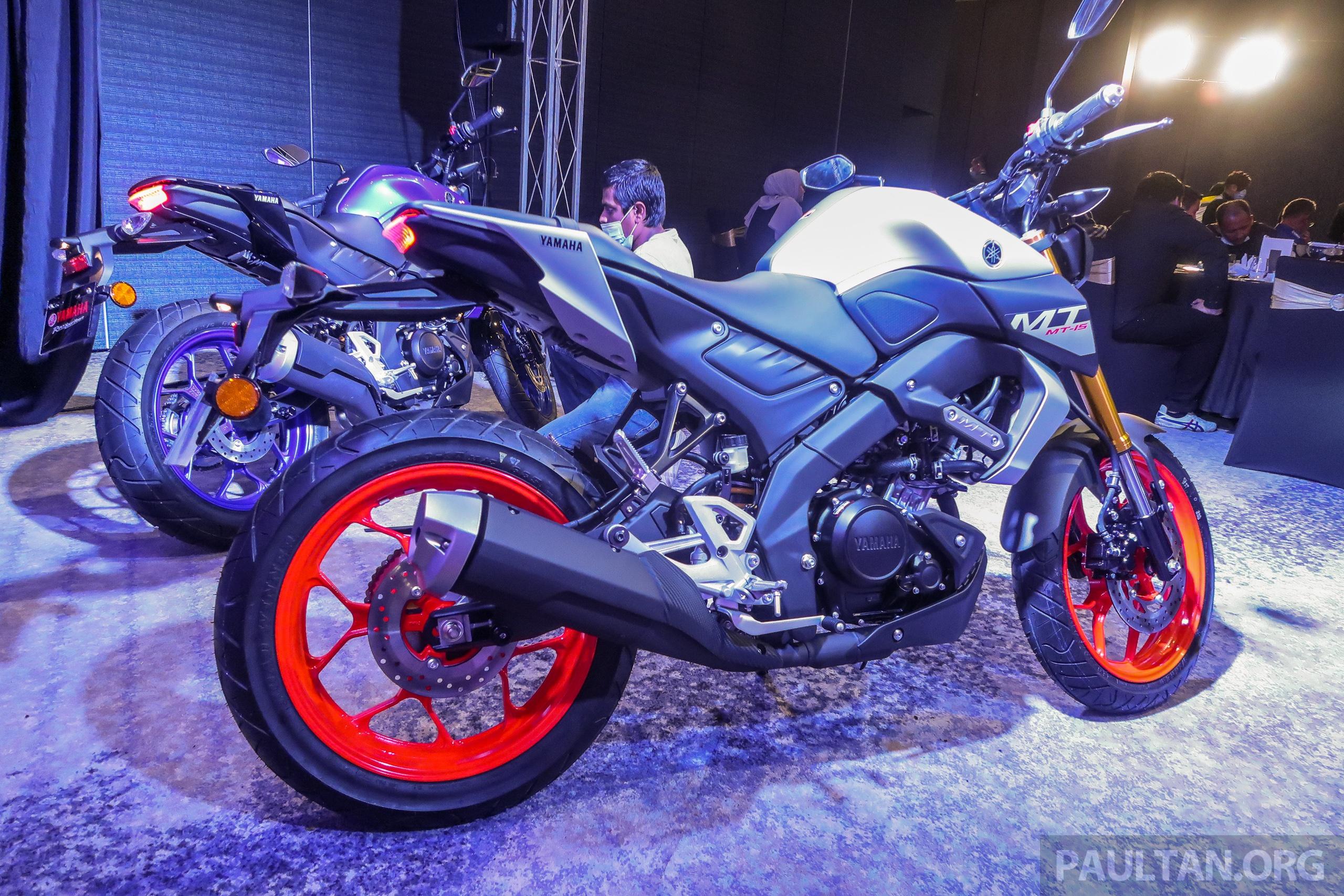 Yamaha MT-15 2019 chốt giá hấp dẫn tại Việt Nam, có nên