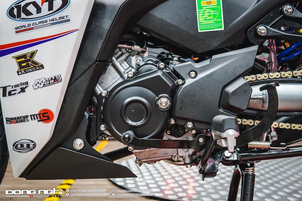 Yamaha Exciter 155 VVA độ cực chất của tay đua Tô Hà Đông Nghi - ảnh 13