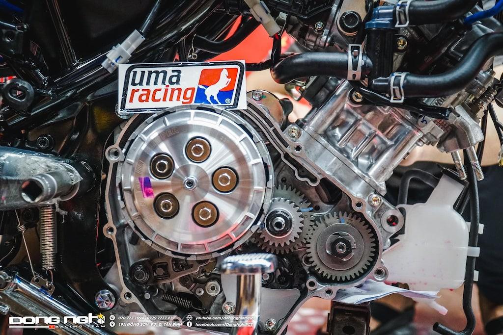 Yamaha Exciter 155 VVA độ cực chất của tay đua Tô Hà Đông Nghi - ảnh 14