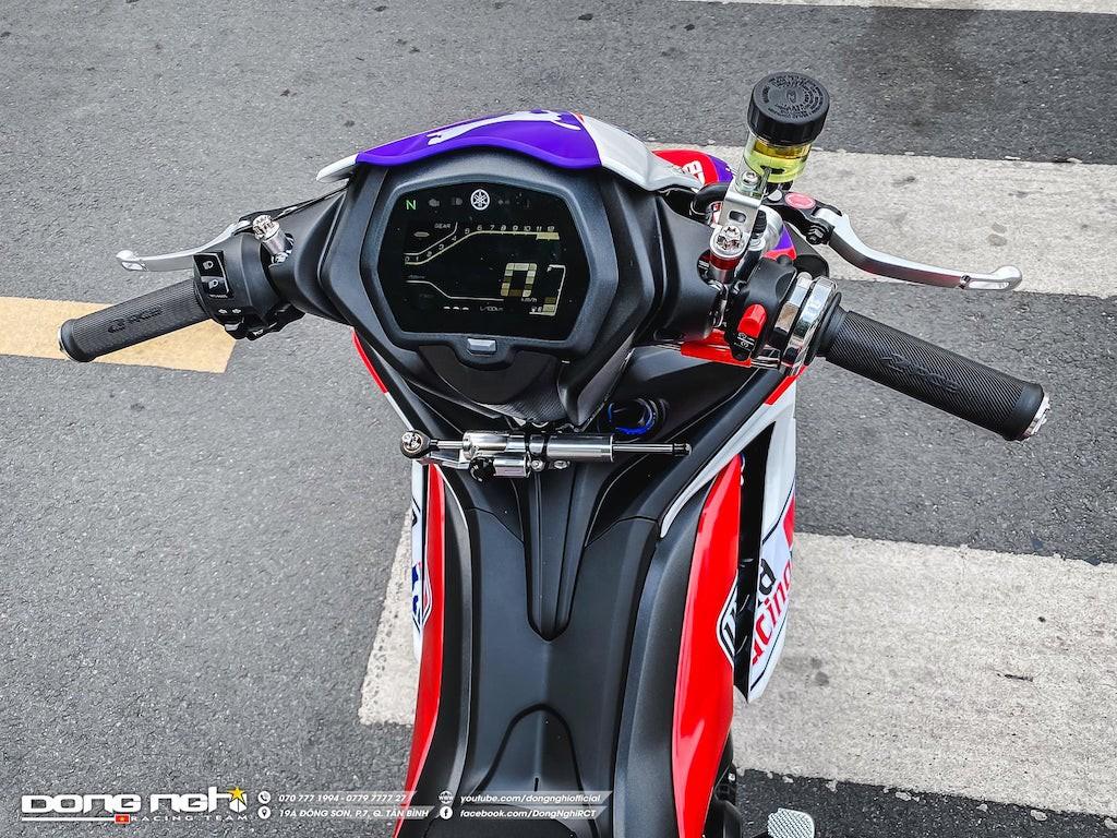 Yamaha Exciter 155 VVA độ cực chất của tay đua Tô Hà Đông Nghi - ảnh 7